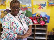 Ms. Lomax- Art Teacher